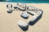 PE Rattan Aluminum Frame Garden Furniture (BL-003)