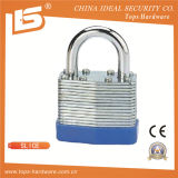 High Quality Laminated Padlock Steel Double Locking Padlock - Slice