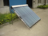 Stainless Steel Heatpipe Solar Collector