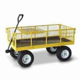 High Grade Steel Meshed Garden Cart (TC4205E)