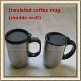 Insulated Double Wall Stainless Steel Coffee Mug (CL1C-M50)
