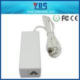 24V 2.65A 65W 7.7*2.5/9.5*3.5 Adaptor for Apple