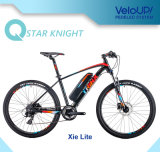 Electric Mountain Bicycle with Veloup System Motor with Pedals Pedelec