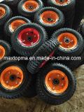 2.50-4 Rubber Wheel for Peru Market