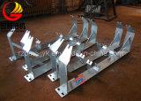 SPD Galvanized Conveyor Roller Frame, Roller Bracket