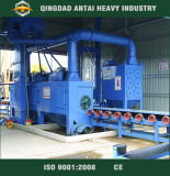 Steel Pipe Outer Surface Shot Blasting Machine