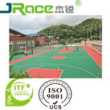 Anti-Slip Synthetic Basketball Court Sport Surface