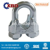 Electric Galv. Fatener DIN741 Malleable Casting Wire Rope Clip