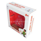 Customized Clear Window Toy Box Full Color Printing Corrugated Carton Box