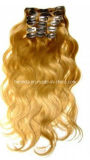Full Head Size Clip in Hair Extension/Clip on Hair Extension