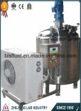 Mixer Cooling Tank for Milk Yogurt Chocolates