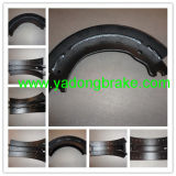 Lined Truck Brake Shoe Truck Part