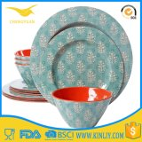 Factory Sale Melamine Plastic Bowl Dinnerware Dinner Plate Sets