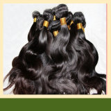 Natural Wavy Virgin Human Hair Virgin Remy Indian Human Hair Extension