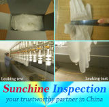 Disposable Gloves Pre-Shipment Inspection / Quality Inspection Services / Inspection Certificate