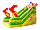 Inflatable Clown Slide (CH-1004)