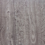 V Groove at Four Side Painted Laminate Flooring Synchronized Natural Wood Vein 7332