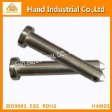 18-8 Stainless Steel Fasteners Round Head Clevis Pins with Hole