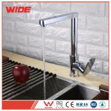 Hot and Cold Kitchen Faucet Mixer with Watermark Certification