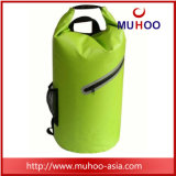 PVC Waterproof Sports Backpack Dry Bag for Boating and Camping