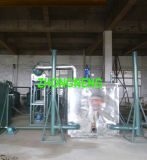 Motor Oil Decoloring System/Motor Oil Regenration System