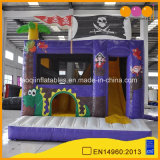 Pirate Theme Slide Inflatable Combo for Kids (AQ708-8)