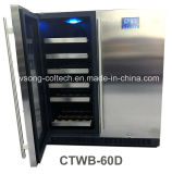 """30"""" Built-in LG Touch Screen Wine Beverage Cooler and Wine Cooler"""