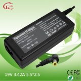 65W 19V 3.42A Laptop AC Adapter Ce/RoHS/FCC Certificate for Acer
