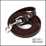 Pet Accessories High Quality Genuine Cow Leather Dog Leash Leads