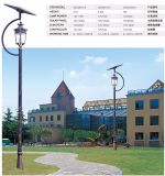 Cool White 10W-60W LED Garden Product in Solar Garden Light