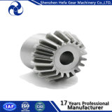 Straight Teethed Bevel Gear Without Keyway OEM Transmission Gear