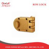 Jimmy Proof Deadbolt Lock with Single Outside Cylinder Rim Door Lock