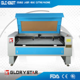 CO2 Laser Cutting Engraving Machine with Double Heads 1600X1000mm
