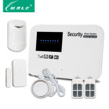 Intelligent Security Wireless GSM Alarm System Supports Multi-Languages