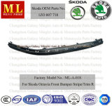 Protective Bumper Strip for Skoda Octavia From 2004 (1Z0 807 718)
