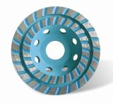 Double Row Cup Grinding Wheel for Stone