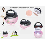 Electronic Powder Puff Beauty Machine Facial Massager