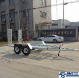 2t Gvw Galvanized Car Trailer