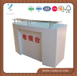 Wooden Cashier Counter for Store/Shop