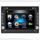 New Universal GPS Navigation Car DVD Player with Bluetooth Radio