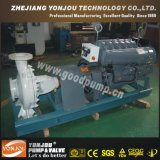 Mobile Diesel Engine Driven Water Centrifugal Pump