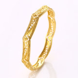 50933 Fashion Xuping Simple Gold Jewelry Bangle for Women on Sales Promotion