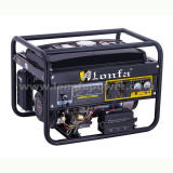 Single Phase 5kw Open Gasoline Generator Direct Sale by Factory