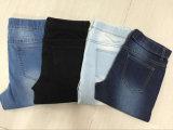 Custom 2017 Spring& Summer Women Denim Fashion Legging