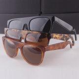 New Fashion Polarized Acetate Frame Sunglasses
