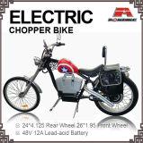 24-26 Inch Electric Chopper Bicycle (AOS-E-02R)