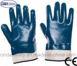 Nitrile Fully Coated Heavy Duty Oil Proof Safety Work Gloves