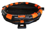 High Quality Open Reversible Inflatable Life Rafts