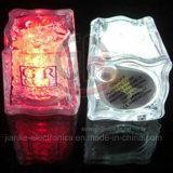 Flashing LED Light Ice Cubes with Logo Printed (3188)