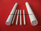 2-4 Holes Magnesia Ceramic Insulating Tube for Heating Element